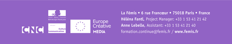 La Femis - Archidoc 2017
