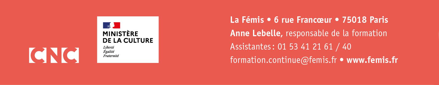 La Femis - Directeur d'exploitation cinématographique