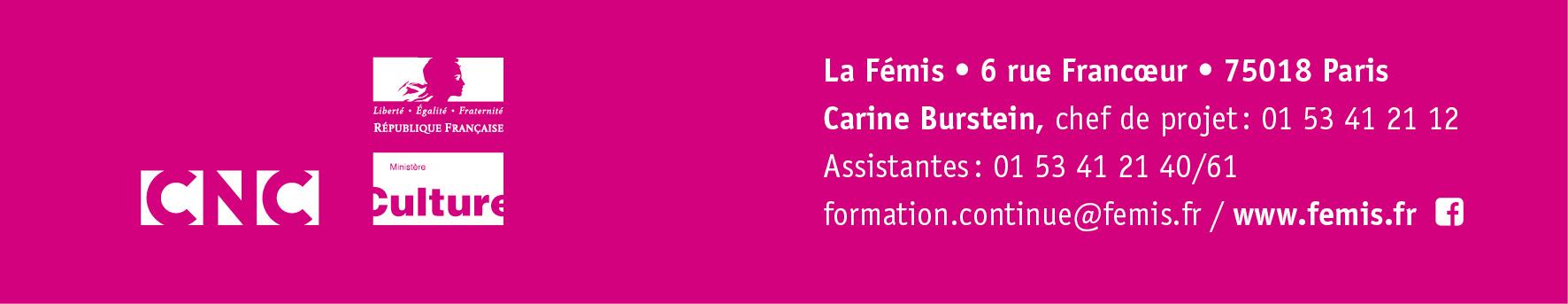 La Femis - Scenario 2019